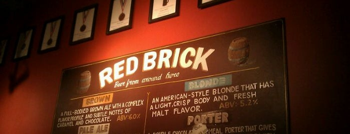 Red Brick Brewing Company is one of Summer in Georgia.
