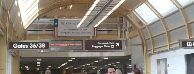 Ronald Reagan Washington National Airport (DCA) is one of Great Venues To Visit....