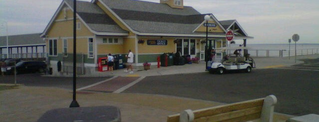Steamship Authority - Oak Bluffs Terminal is one of Martha's Vineyard.