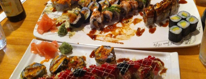 Sakura Japanese Restaurant is one of The 15 Best Places for Sushi in Nashville.