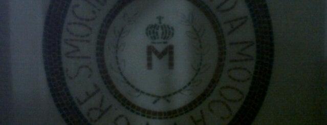 G.R.E.S. Mocidade Unida Da Mooca is one of Escola de Samba.