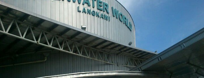 Underwater World Langkawi is one of Favorite Arts & Entertainment.
