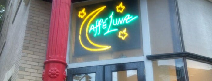 Caffé Luna is one of Restaurants.