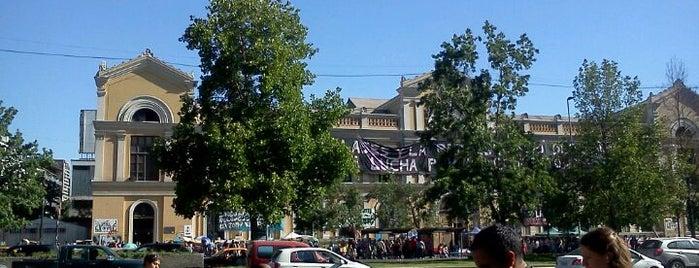 Universidad de Chile is one of Para visitar en Santiago.