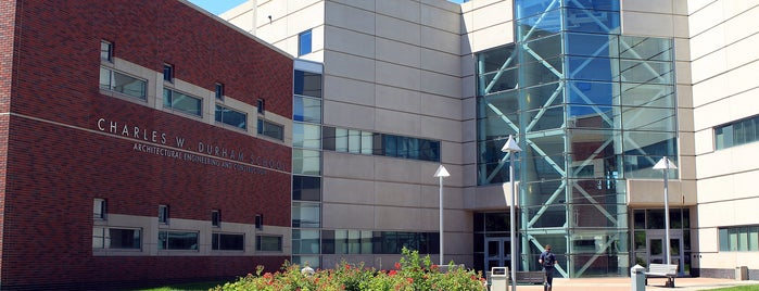 Peter Kiewit Institute is one of Eric's School Day.