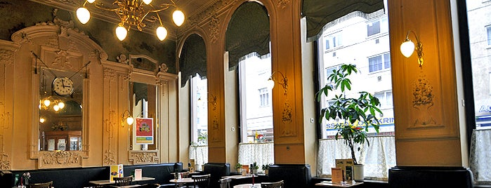 Café Ritter is one of Vienna.