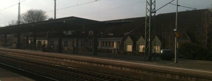 Bahnhof Ahlen (Westf) is one of Bahnhöfe DB.