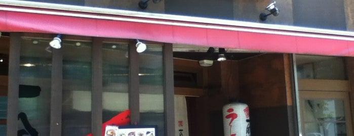 Ippudo is one of 御徒町 ラーメン.