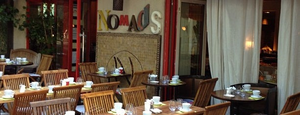 Nomad's is one of Manger.