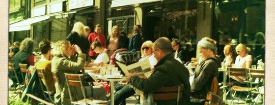 Kaffebar is one of Stockholm: Top picks for Coffee Shops.