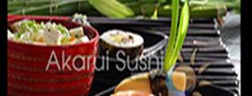 Akarui Sushi is one of Restaurantes, Bares, Cafeterias y el Mundo Gourmet.