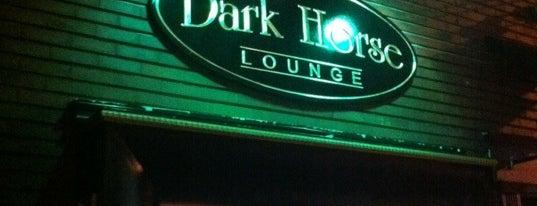 Dark Horse Lounge is one of Nightlife.