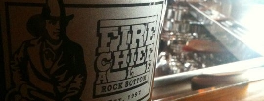 Rock Bottom Restaurant & Brewery is one of Colorado Microbreweries.