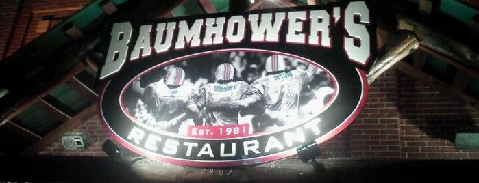 Baumhower's Restaurant is one of 20 favorite restaurants.