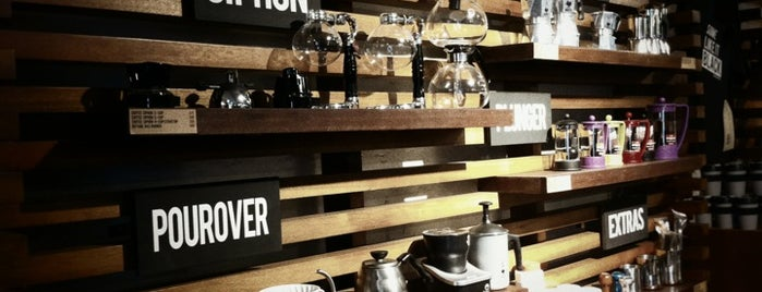 Origin Coffee Roasting is one of Cape Town.