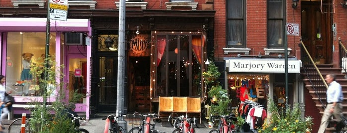 Mudspot is one of java - NY airbnb.