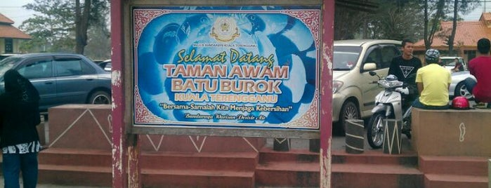 WaterFront Pantai Batu Burok is one of new location.