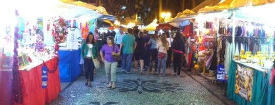 Feira da Praça Osório is one of Viagens.