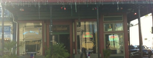 Balcony Bar & Cafe is one of Izzy's NOLA Places.