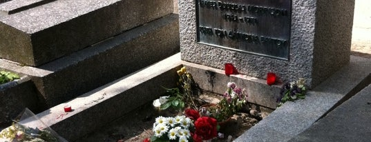 Père Lachaise Cemetery is one of Must-See Attractions in Paris.