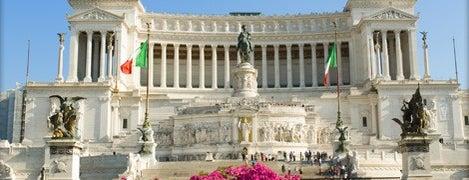 Altare della Patria is one of Europe 2013.