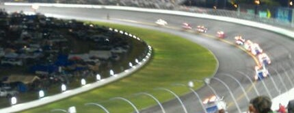 Atlanta Motor Speedway is one of Great Sport Locations Across United States.