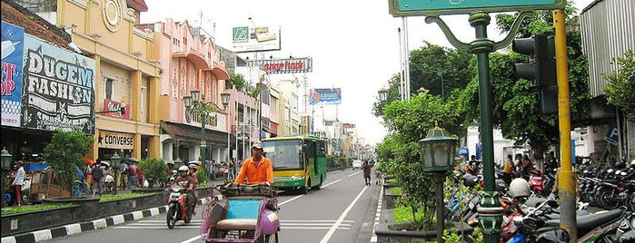 Malioboro is one of Yogjakarta, Never Ending Asia #4sqCities.
