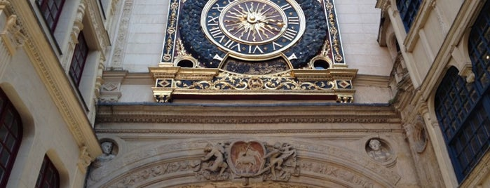 Gros Horloge is one of Recommandations.