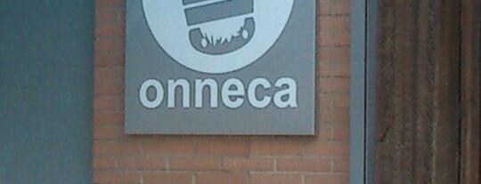 Onneca is one of lugares las rozas.