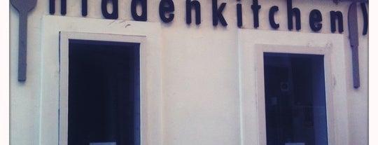 hiddenkitchen is one of der tisch.
