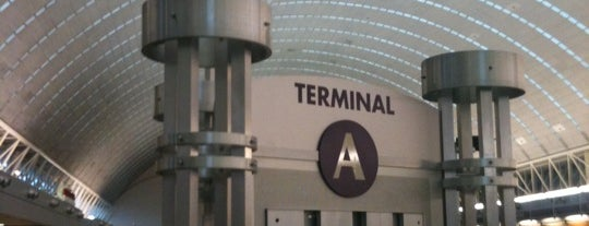 San Antonio International Airport (SAT) is one of World Airports.