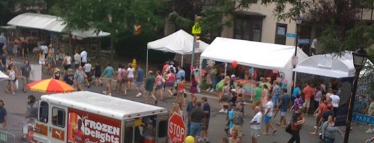 Park Ave Festival is one of Roc.