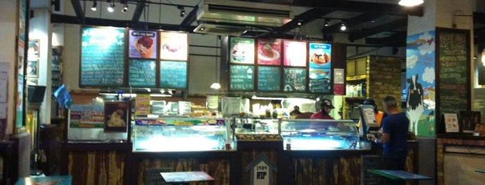 Ben & Jerry's is one of Food.