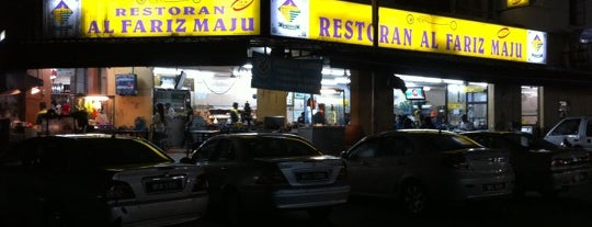 Restoran Al-Fariz Maju is one of All-time favorites in Malaysia.