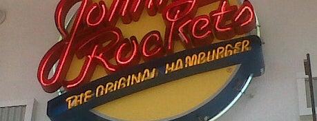 Johnny Rockets is one of Sandwicherias de Santiago.