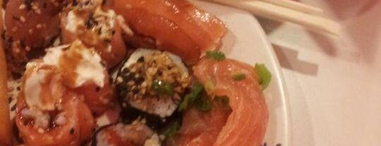 Kioto Culinária Japonesa is one of Guia Rio Sushi by Hamond.