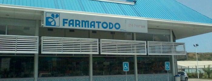 Farmatodo is one of Lugares de Catia la Mar.