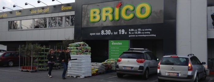 Brico is one of The Next Big Thing.
