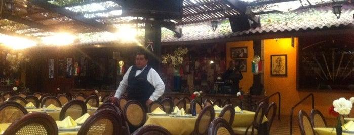 Restaurante Las Espadas is one of ¡Cui Cui ha estado aquí!.