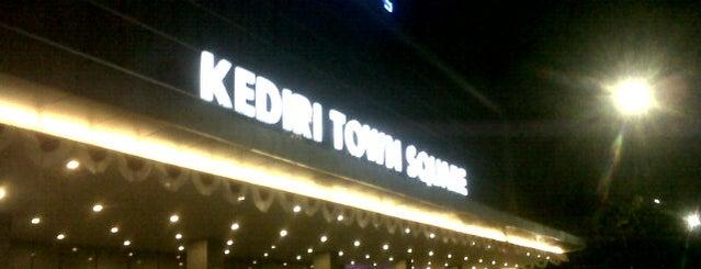 Kediri Town Square (KETOS) is one of Best places in Kediri, Indonesia.