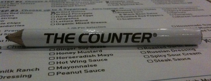 The Counter is one of LA's To do list.