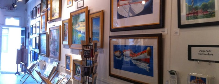 Aviles Gallery is one of Guide to St Augustine's best spots.