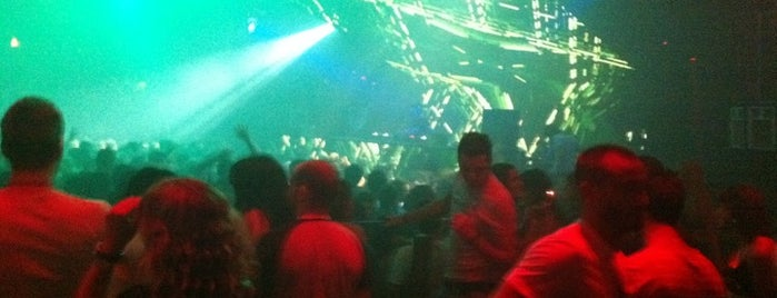 Cocoricò is one of Where to party in Rimini.