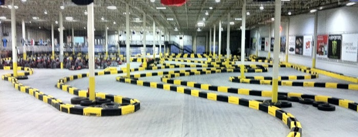 Pole Position Raceway is one of Things To Do In NJ.