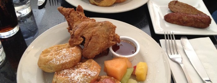 Melba's American Comfort Food is one of Brunch spots.