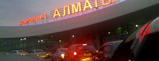 Almaty International Airport (ALA) is one of Free WiFi Airports.