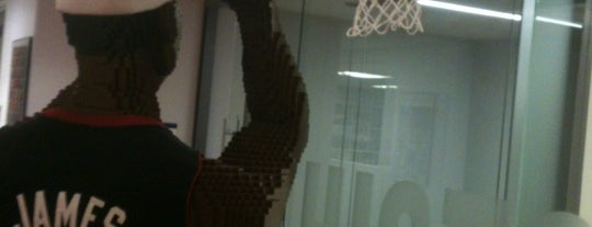 NBA HQ is one of Linsanity.