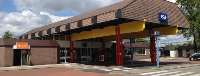 Station Hoogeveen is one of Public transport NL.
