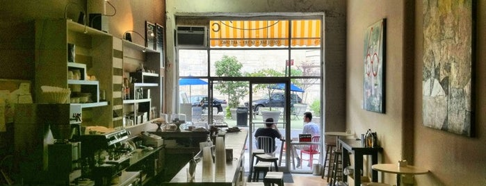 Archway Cafe is one of NY Espresso.