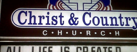 Christ & Country Church is one of Church Exploration.